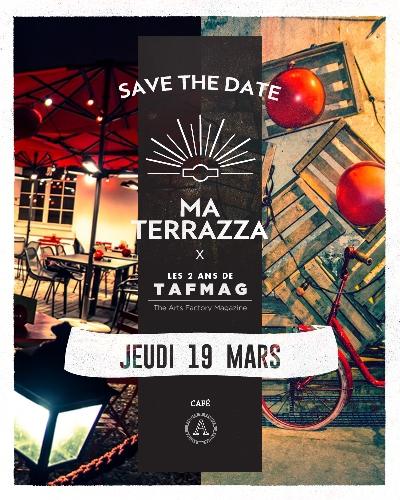 Ma Terrazza // DR