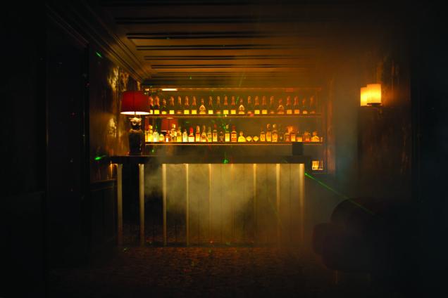 Bar Le Très Particulier // © Liza-b