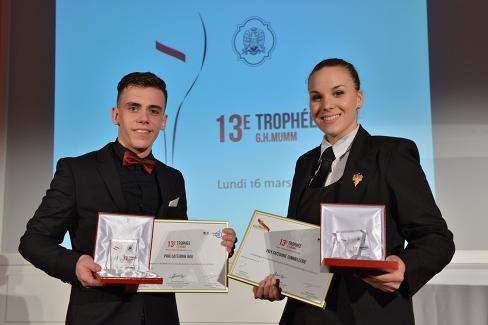 Trophée G.H.MUMM 2015 : les lauréats