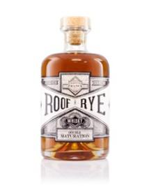 ROOF RYE, un whisky entre toit et mer.