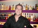 Le chef barman Aurélien