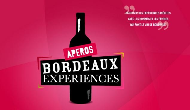 Apéros Bordeaux Expériences 2015 // DR