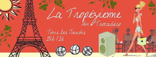 La Tropézienne du Trocadéro // DR