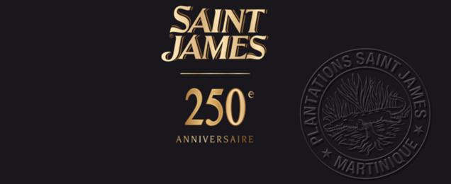 Rendez-vous au FAUST Paris le 27 mai pour la soirée événement des 250 ans Saint James