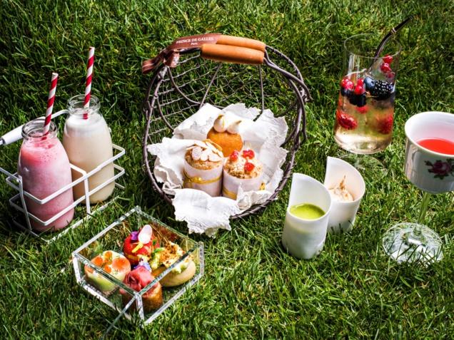 L'hôtel Prince de Galles lance son « Frozen Tea Time »