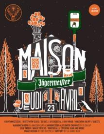 Maison JAGERMEISTER - Marseille