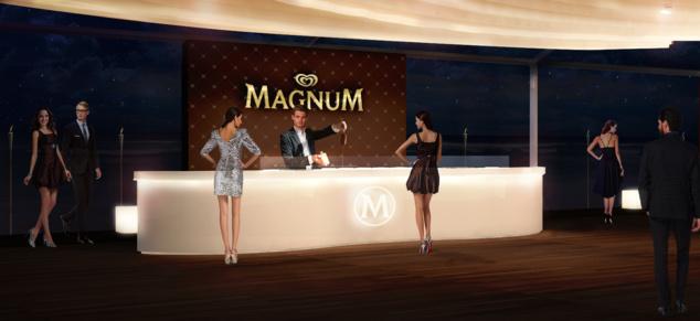 Plage Privée MAGNUM Cannes
