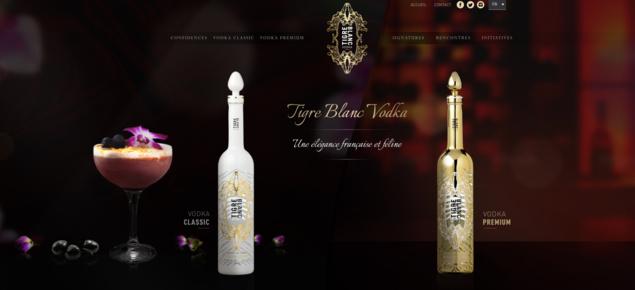 Découvrez le nouveau site internet www.tigreblanc.com