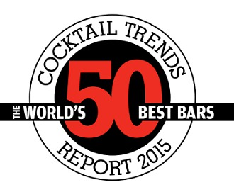 """""""The World's 50 Best Selling Cocktails"""""""