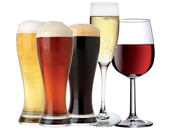 La consommation de boissons en recul sur le CHR français en 2014