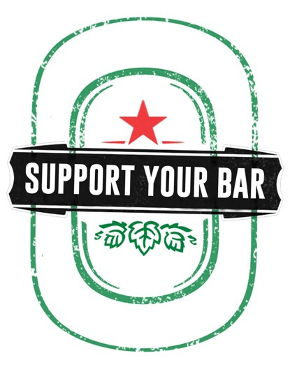 Support Your Bar // DR