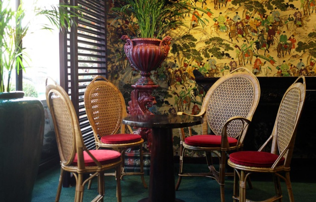 """""""Le Jardin Vauclair"""" : le bar éphémère du Renaissance Vendôme"""