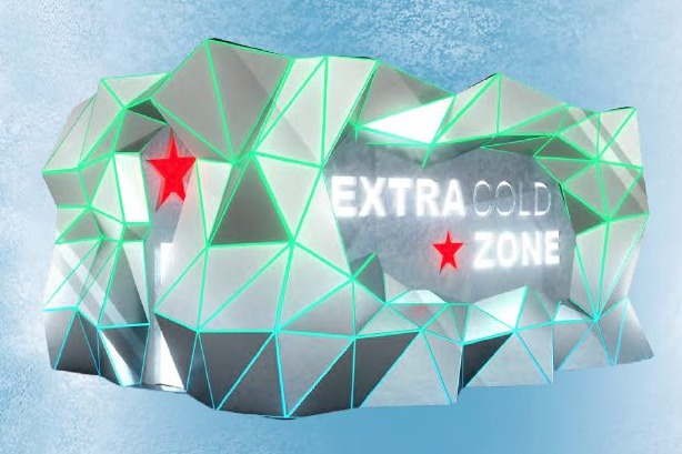 Extracold Zone // DR