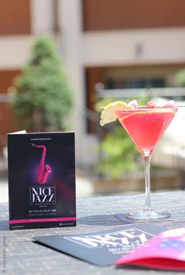 Nice Jazz Festival Cocktail