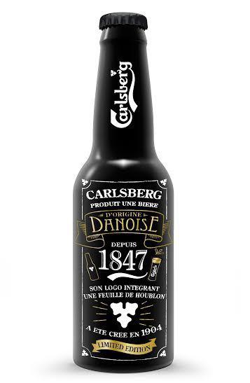 Edition limitée Carlsberg 2015 // DR