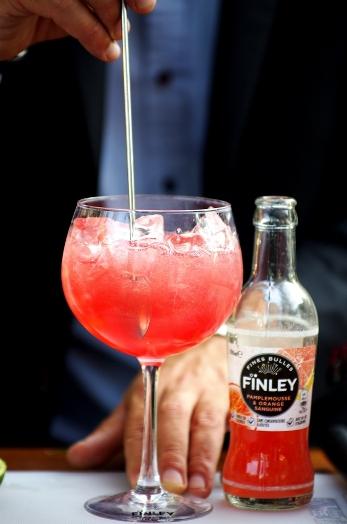 Cocktail Fïnley Spritz // © Infosbar.com