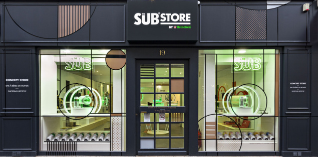 The SubStore // DR