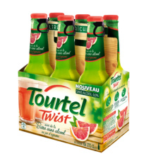 Tourtel Twist Agrumes