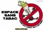 Une interdiction de fumer soigneusement préparée