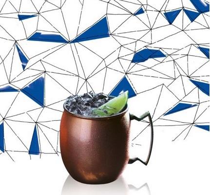 Cocktail GREY GOOSE Melon Mule // DR
