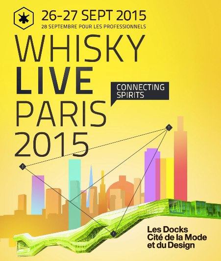 Whisky Live Paris 2015 // DR