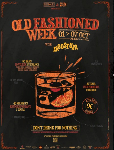 La Old Fashioned Week // DR