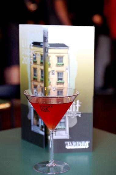 "Cocktail ""Psycho Killer"" // © Infosbar.com"