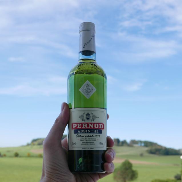 Pernod Absinthe édition limitée 68%