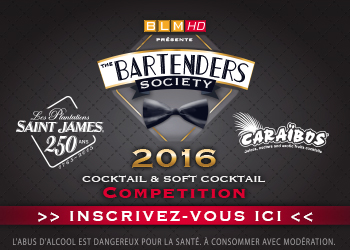 Paris Cocktail Week 2016