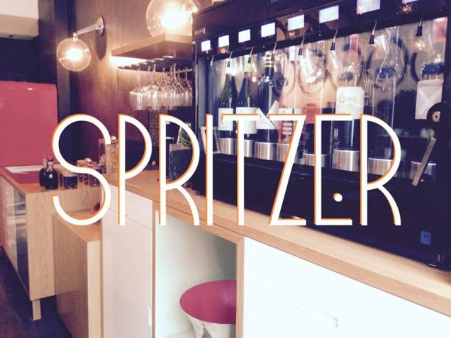 Le Spritzer de retour à l'Hôtel Crayon Rouge à Paris