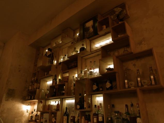 Le bar à cocktails du Badaboum