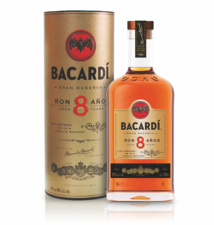 Les coffrets de fin d'année par Bacardi Martini France
