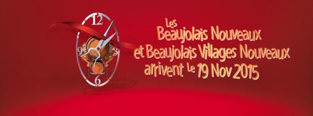 Les Beaujolais Nouveaux 2015 // DR