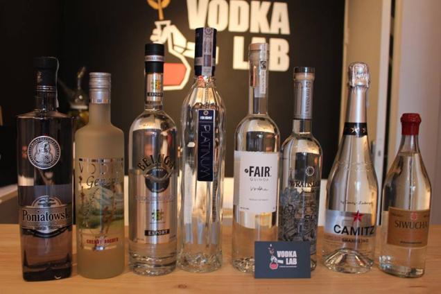 © Page Facebook Vodka Lab