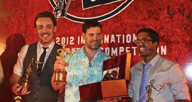 Grand Prix Havana Club 2012 : Julien Escot remporte la finale internationale à Cuba