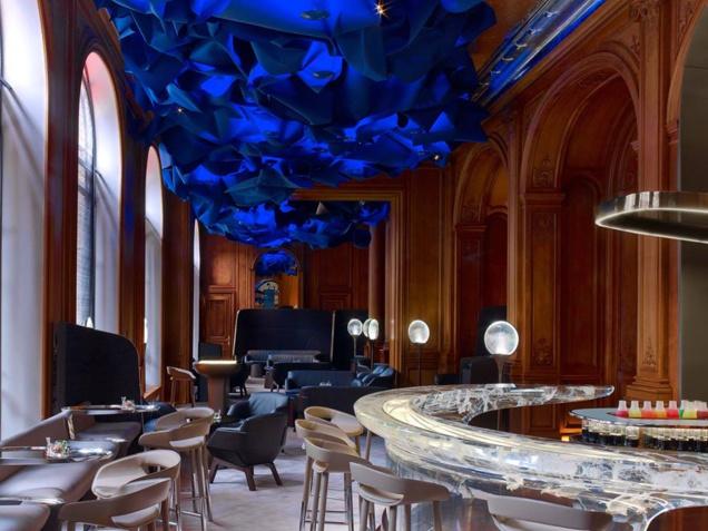 Bar du Plaza Athénée
