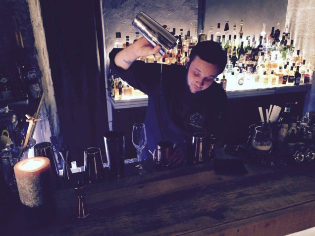 Bartenders at work by Infosbar : le CV express de Matthieu Pluta
