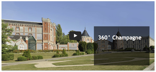 Découvrez 360° Champagne
