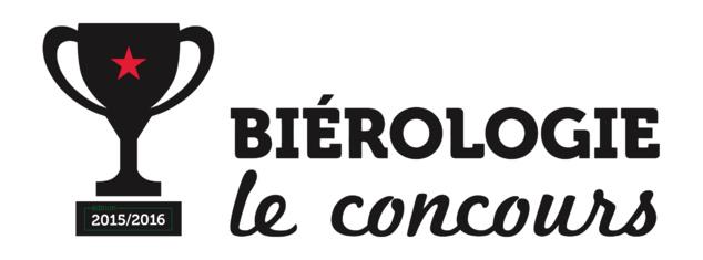 Concours de Biérologie 2015-2016