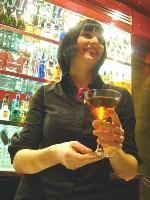 Carina Soto Velasquez - Experimental Cocktail Club
