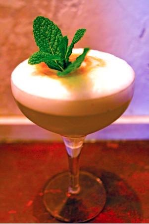 "Cocktail ""Ginger Bell"" // DR"