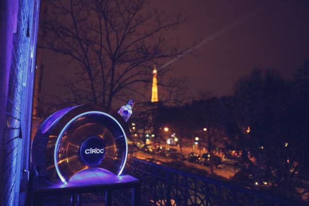 Sultan / Ludovic Lisee - all rights reserved ® Unik x Cîroc Lounge Paris