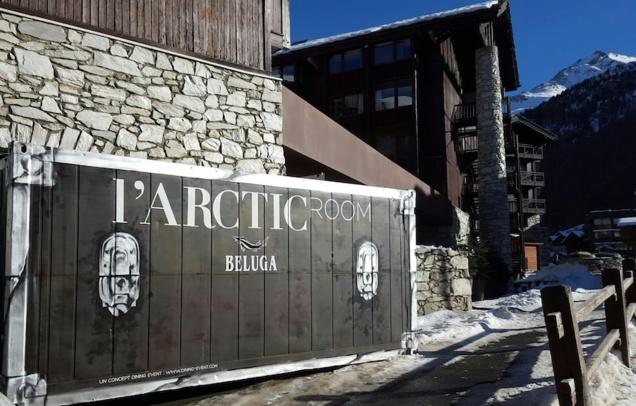L'Arctic Room Beluga à Val d'Isère