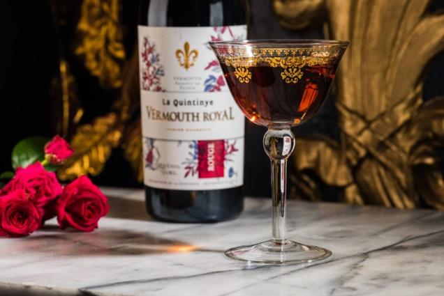 La Quintinye Vermouth Royal sacré par deux fois dans le Spirit Journal