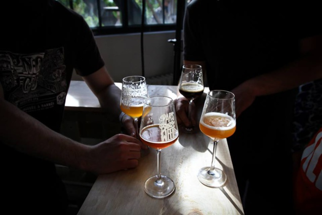 Paris Beer Week 2016 en île de France