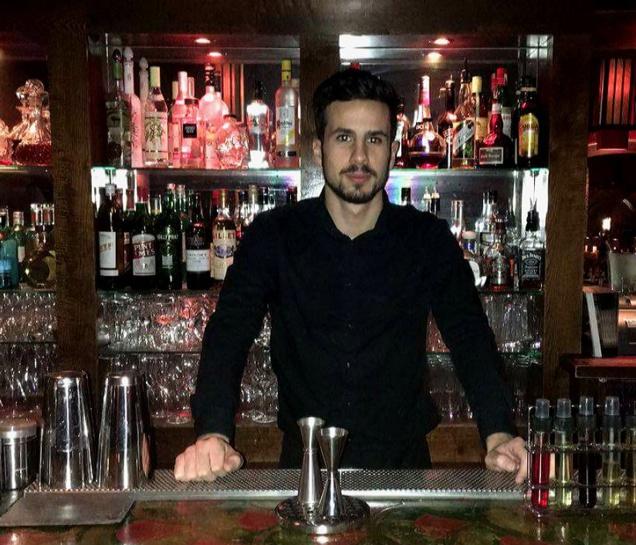 Bartenders at work by Infosbar : le CV express de Clément Lepage