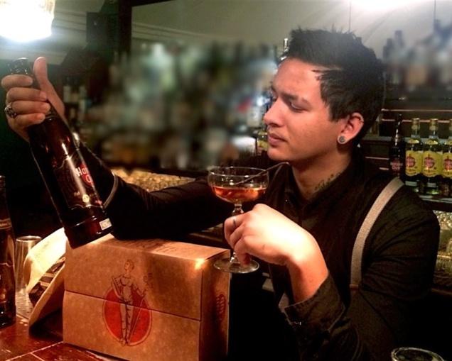 Bartenders at work by Infosbar : le CV express de Jimmy Cassar