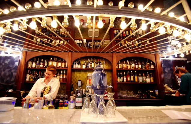 Paris Cocktail Week 2016 : Masterclass Pernod Absinthe au Lulu White