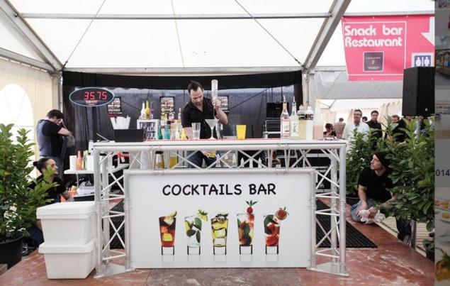 Sip Bartender Challenge 2016