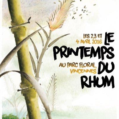 Rhum Fest Paris 2016 : lancement de la Rhum Week